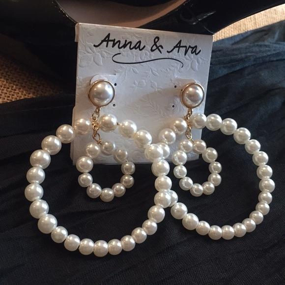 bb3fdd29c5816 Anna & Ava Pierced earrings NWT